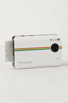 Polaroid Z2300 Instant Digital Camera Kit - anthropologie.com