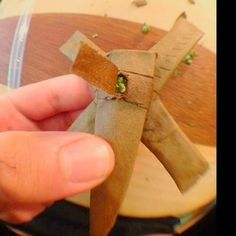 Windmill Blunt | 18 Creative Ways To Smoke Weed, According To Instagram