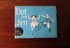 Dot and Jim First Grade Primer Phonetic Keys to by LifesAYoyo