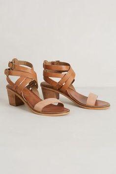 Ivy Sandals by: Jasper & Jeera @Anthropologie