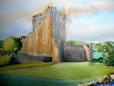 Killarney Castle, Ireland