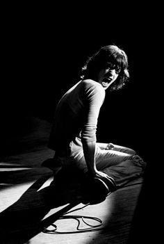 vintage everyday: 28 Rare and Intimate Photographs of The Rolling Stones in the…