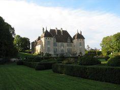 Château de Filain - Exterieur - Forts, châteaux et ruines en Franche-Comté - Photo n°17