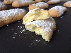 Biscuits à la cuillère maison  - C secrets gourmands!! Blog de cuisine, recettes faciles, à préparer à l'avance, ...