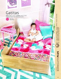#ClippedOnIssuu from Catalogo Esquimal Cobertores 2016-17 Toddler Bed, Bb, Furniture, Home Decor, Bedspreads, Child Bed, Decoration Home, Room Decor, Home Furnishings