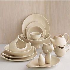Eva Zeisel dinnerware