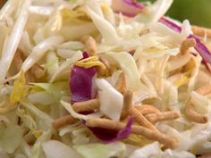 Get Asian Slaw Recipe from Food Network
