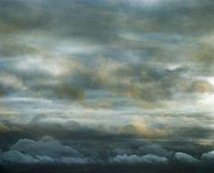 Sky #10, 2011–2012 Pigment print, Framed 170 x 205 cm / 59 x 69,5 cm Edition of 6 + 2AP
