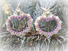 Little Heart Earrings  made Pinuccia Attanasio