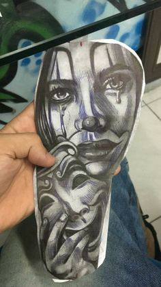 Mommy Tattoos, Girl Arm Tattoos, Leg Tattoos, Body Art Tattoos, Chicano Tattoos Sleeve, Red Ink Tattoos, Skull Tattoos, Chicanas Tattoo, Clown Tattoo