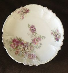 Gorgeous Bavaria Hand Painted 7 Porcelain by EmbracetheEarth, $18.00