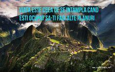 Unexplainable Mysteries of Machu Picchu - Documentary Romanian Language, Motivational Wallpaper, Machu Picchu, Mount Rainier, We The People, My Dream, Documentaries, Places To Go, Waterfall