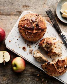 Siideri-pataleivät | Leivonta, Suolainen leivonta | Soppa365 Muffin, Food And Drink, Ice Cream, Bread, Baking, Breakfast, Desserts, Foods, Drinks