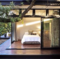 The Advantage: Retractable Window Walls