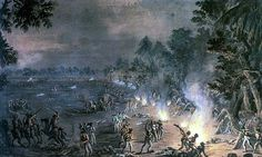 Battle of Paoli 20th September 1777