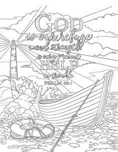 10 Free Scripture Coloring Pages Bible Verse Coloring Page, Coloring Book Pages, Printable Coloring Pages, Coloring Sheets, Scripture Art, Bible Art, Spiritual Drawings, Journaling, Bibel Journal