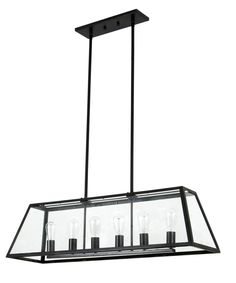 Lighting for the dining room - Southampton 6 Light Pendant in Antique Black Kitchen Pendant Lighting, Kitchen Pendants, Dining Room Lighting, Pendant Lights, Glass Lights, Globe Pendant, Southampton, Traditional Pendant Lighting, Beacon Lighting