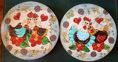 Chicken Love - A Mixed Media Project Product Review, Some Pictures, Animal Drawings, Decoupage, Decorative Plates, Mixed Media, Arts And Crafts, The Incredibles, Crafty