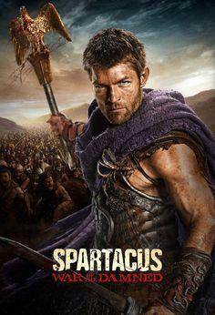 Постер Spartacus: Gods of the Arena - Спартак: Боги арены