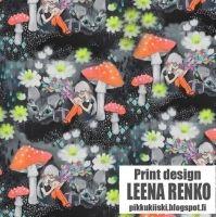 Jersey Lissu Sewing Ideas, Print Design, Fabrics, Diy, Nice Asses, Tejidos, Bricolage, Do It Yourself, Cloths