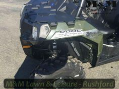New 2015 Polaris ACE™ ATVs For Sale in Minnesota. Exclusively designed ergonomics for your comfort and confidence Unique single passenger cab design 32 hp ProStar® engine