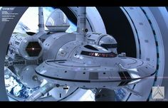 Unidentified Flying Object o Unknown Flying Object: IXS ENTERPRISE: L'ASTRONAVE A CURVATURA DELLA NASA...
