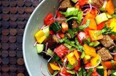 summer's last hurrah panzanella (Ina Garten recipe) - Smitten Kitchen