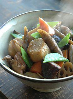 筑前煮...Japanese side dish~