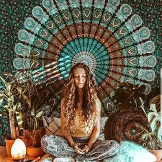 Meditation is key for becoming the best version of you - Yoga , Modern Hippie, Hippie Bohemian, Hippie Chic, Boho Gypsy, Bohemian House, Vintage Hippie, Hippie Art, Boho Chic, Funky Fashion