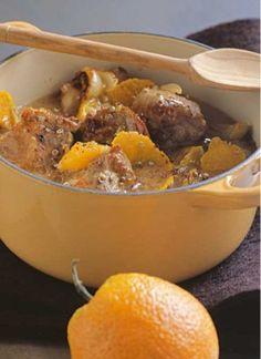 Blanquette de veau, daube - Recette cocotte - Gourmand