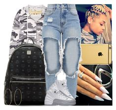 """""""Untitled #1617"""" by msixo ❤ liked on Polyvore featuring Splendid, Zales, Goldgenie and Accessorize"""