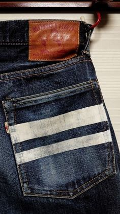 Momotaro Japanese Denim Blues traveler / Zippertravel