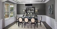 Dine in elegance in the Kerrville's distinctive formal dining room.