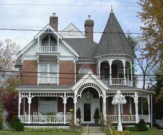 Victorian - Farnsworth House, Buckhannon, WV