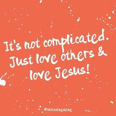 It's not complicated. Just Love others and Love Jesus! Christine Caine, Quotes About God, Inspiring Quotes About Life, Inspirational Quotes, Christian Inspiration, Faith Quotes, Words Quotes, Bible Quotes