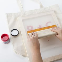 Screen Printing Kit | Brit + Co. Shop | DIY Online classes, DIY kits and creative products from makers you'll love.