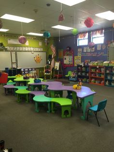 New Classroom Tables Love Them Thanks Reubens Wood Crafts And Toys