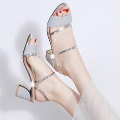 Fadicci Women Sandals, stylish and comfortable footwear design Bridal Sandals, Bridal Shoes, Peep Toe, Strappy High Heels, Strappy Sandals, Flat Sandals, Shoes Sandals, Keep Shoes, Womens Summer Shoes