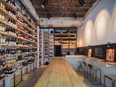 Beros & Van Schaik Wine Shop & Bar | Bucharest