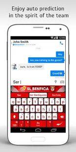 SL Benfica Official Keyboard - screenshot thumbnail