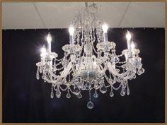 Spectacular Vintage Large Italian Crystal by EnzosUniqueLighting