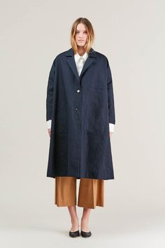 Harlan Coat by Samuji @ Kick Pleat - 1