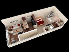 Studio, 1 Bath 629 Sf Apartment At Springs At Tech Ridge In Austin, TX