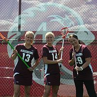 During November 2012, Augsburg celebrated 40 years of varsity women's athletics and the 40th anniversary of the passage of Title IX. Augsburg is still making history: the College will establish the first varsity intercollegiate women's lacrosse program in Minnesota!