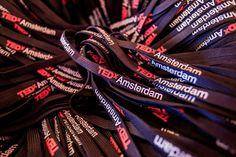 TEDx Amsterdam by Jonne Seijdel, via Behance