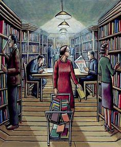 Crook, P.J. (1945-...) Library, 2003