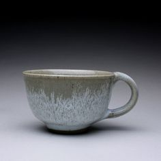 handmade teacup pottery mug ceramic cup with by rmoralespottery, $22.00