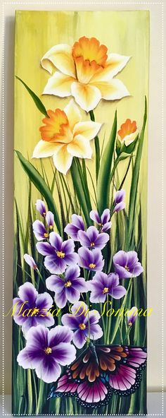 one stroke painting patterns - Yahoo Image Search Results Acrylic Painting Techniques, Painting Lessons, Fabric Painting, Painting & Drawing, Painting Flowers, Donna Dewberry Painting, Tole Painting Patterns, One Stroke Painting, Learn To Paint