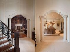 LUXURY COMERCIAL  KITCHEN   Luxury French Castle by John Henry Architect AIA   Homey Designing