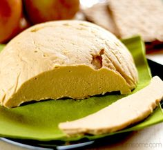 Read More About My extra mature vegan cheddar is simple to make, and is a mind-blowingly delicious, full-bodied, and robust dairy-free cheese. Homemade Vegan Cheese Recipe, Vegan Cheese Recipes, Vegan Foods, Vegan Dishes, Raw Food Recipes, Vegetarian Recipes, Cooking Recipes, Vegan Meals, Non Dairy Cheese